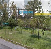 Foto de terreno habitacional en venta en bosques de viena , bosques del lago, cuautitlán izcalli, méxico, 3504703 No. 01