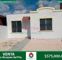 Foto de casa en venta en  , bosques del poniente, mérida, yucatán, 0 No. 01