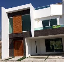 Foto de casa en venta en boulevard cascatta, parque cuernavaca privada cuautla , lomas de angelópolis privanza, san andrés cholula, puebla, 0 No. 01