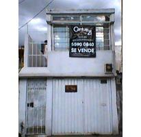 Foto de casa en venta en boulevard de los pochtecas , ciudad azteca sección poniente, ecatepec de morelos, méxico, 2345852 No. 01