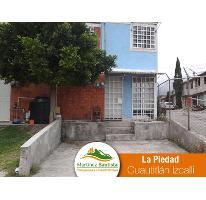 Foto de casa en venta en  3, la piedad, cuautitlán izcalli, méxico, 2839210 No. 01