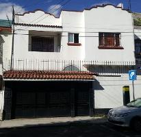 Foto de casa en venta en bradley , anzures, miguel hidalgo, distrito federal, 4220626 No. 01