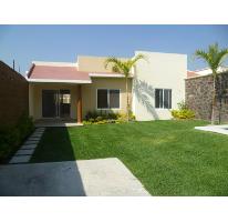Foto de casa en venta en  , brisas, temixco, morelos, 492505 No. 01