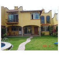 Foto de casa en venta en  , bugambilias, temixco, morelos, 2598408 No. 01
