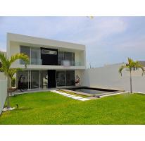 Foto de casa en venta en  , burgos bugambilias, temixco, morelos, 2339255 No. 01