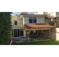 Foto de casa en venta en  , burgos bugambilias, temixco, morelos, 2622621 No. 01