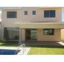 Foto de casa en venta en  , burgos bugambilias, temixco, morelos, 397295 No. 01