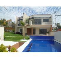 Foto de casa en venta en  , burgos bugambilias, temixco, morelos, 877333 No. 01