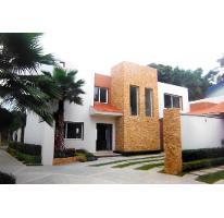 Foto de casa en venta en  , burgos, temixco, morelos, 2305695 No. 01