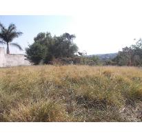 Foto de terreno habitacional en venta en  , burgos, temixco, morelos, 2616989 No. 01
