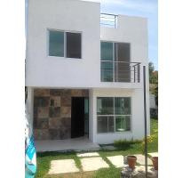 Foto de casa en venta en  , burgos, temixco, morelos, 2628642 No. 01