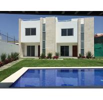 Foto de casa en venta en  , burgos, temixco, morelos, 2829043 No. 01