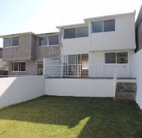 Foto de casa en venta en  , burgos, temixco, morelos, 4295050 No. 01