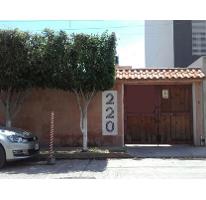 Foto de casa en venta en  , burócratas del estado, san luis potosí, san luis potosí, 2145342 No. 01