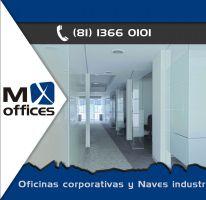 Foto de oficina en renta en Del Valle Oriente, San Pedro Garza García, Nuevo León, 2976205,  no 01