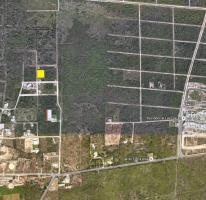 Foto de terreno habitacional en venta en Temozon, Temozón, Yucatán, 1434041,  no 01