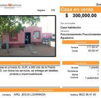 Foto de casa en venta en Agualurca, Hermosillo, Sonora, 2114357,  no 01