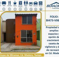 Foto de casa en venta en Miramapolis, Ciudad Madero, Tamaulipas, 4229265,  no 01