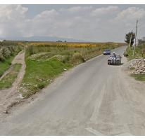 Foto de terreno habitacional en venta en  , cacalomacán, toluca, méxico, 2249869 No. 01