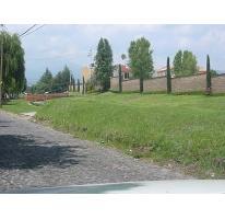 Foto de terreno habitacional en venta en  , cacalomacán, toluca, méxico, 2500998 No. 01
