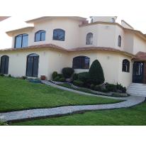 Foto de casa en venta en  , cacalomacán, toluca, méxico, 2593487 No. 01