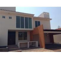 Foto de casa en venta en  , cacalomacán, toluca, méxico, 2595842 No. 01
