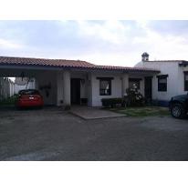 Foto de casa en venta en  , cacalomacán, toluca, méxico, 2637681 No. 01