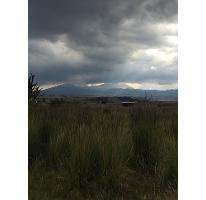 Foto de terreno habitacional en venta en  , cacalomacán, toluca, méxico, 2643249 No. 01