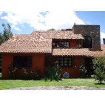 Foto de casa en venta en  , cacalomacán, toluca, méxico, 2791868 No. 01