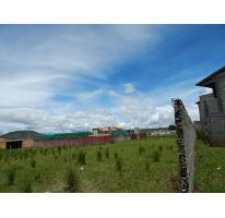 Foto de terreno habitacional en venta en  , cacalomacán, toluca, méxico, 2936458 No. 01