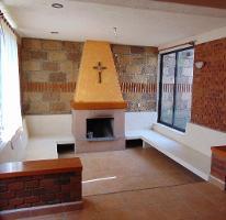 Foto de casa en renta en  , cacalomacán, toluca, méxico, 3653700 No. 01