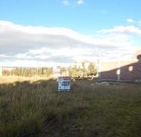 Foto de terreno habitacional en venta en  , cacalomacán, toluca, méxico, 0 No. 01