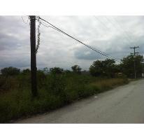 Foto de terreno habitacional en venta en  , cadereyta jimenez centro, cadereyta jiménez, nuevo león, 2670263 No. 01