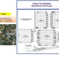 Foto de nave industrial en renta en calamanda 1  carr meico qro km 57, calamanda, el marqués, querétaro, 754151 no 01