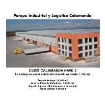 Foto de nave industrial en renta en  nd, calamanda, el marqués, querétaro, 754149 No. 01