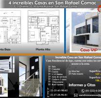 Foto de casa en venta en calle 2 oriente 2214, san rafael comac, san andrés cholula, puebla, 2214376 no 01
