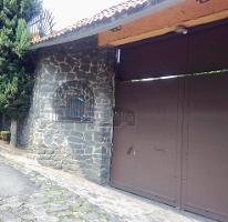 Foto de casa en venta en calle 3 cruces , san andrés totoltepec, tlalpan, distrito federal, 0 No. 01