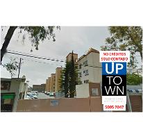 Foto de departamento en venta en calle 5 , agrícola pantitlan, iztacalco, distrito federal, 455130 No. 01
