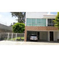Foto de casa en venta en calle atlaco oriente 121, momoxpan, san pedro cholula, puebla, 2760651 No. 01