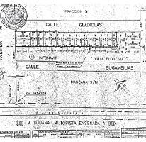 Foto de terreno habitacional en venta en calle gladiolas y calle crisantemos , el sauzal, ensenada, baja california, 3277812 No. 01