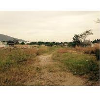 Foto de terreno comercial en venta en  manzana 32lote 6, plan de ayala, tuxtla gutiérrez, chiapas, 1807098 No. 01