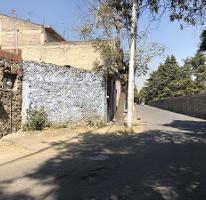 Foto de terreno habitacional en venta en callejón abasolo , fuentes de tepepan, tlalpan, distrito federal, 4599026 No. 01