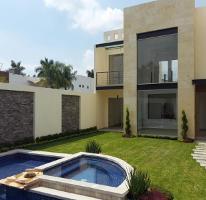 Foto de casa en venta en calzada de los estrada 1, vista hermosa, cuernavaca, morelos, 3991957 No. 01