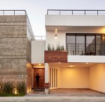 Foto de casa en venta en camino real a momoxpan 1, la carcaña, san pedro cholula, puebla, 0 No. 01
