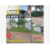 Foto de terreno habitacional en venta en  si/número, plan de ayala, tuxtla gutiérrez, chiapas, 2909684 No. 01