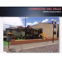 Foto de casa en condominio en renta en, campestre del valle, metepec, estado de méxico, 2272011 no 01