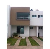 Foto de casa en venta en  , campestre del vergel, morelia, michoacán de ocampo, 1184945 No. 01