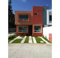Foto de casa en venta en  , campestre del vergel, morelia, michoacán de ocampo, 1251155 No. 01