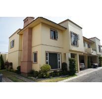 Foto de casa en condominio en venta en, campestre metepec, metepec, estado de méxico, 1820850 no 01