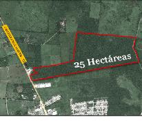 Foto de terreno comercial en venta en  , campestre san francisco, tizimín, yucatán, 2608132 No. 01